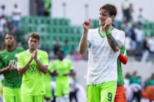 Champions League: Mit Geld und Plan: Wolfsburg zurück in der Königsklasse