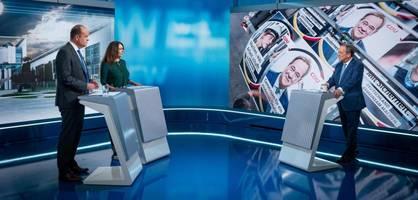 """""""Dieser Wahlkampf ist wie kein anderer"""", verteidigt sich Laschet"""