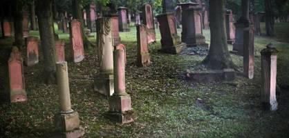 archäologische reste von mittelalterlichen jüdischen gemeinden sind kulturerbe