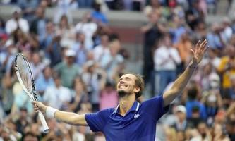 djokovic unterliegt medvedev im finale der us-open
