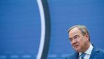 CDU nach der Bundestagswahl: Armin Laschet ist noch lange nicht erledigt