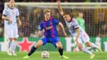 Champions League: Mitleid mit Barça