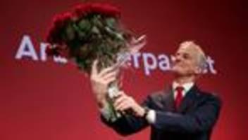 Norwegen: Sozialdemokraten gewinnen Parlamentswahl