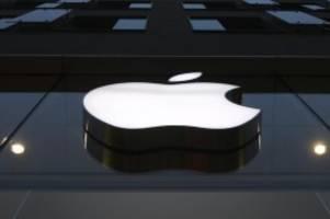 Tech-Konzern: Apple stellt neues iPhone vor