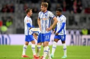 Hertha BSC: Hertha: Klünter muss unters Messer, Pause für Torunarigha