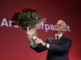 Wahlen in Norwegen: Sieg der Sozialdemokraten