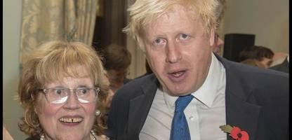 Boris Johnson trauert um seine Mutter: Charlotte Johnson Wahl ist tot