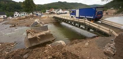 Flutkatastrophe: EU-Kommission hat angeblich Probleme bei Finanzhilfen