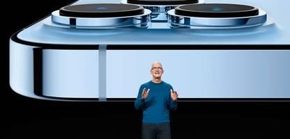iPhone 13: Apple stellt neue Handys, AirPods 3 und Apple Watch 7 vor