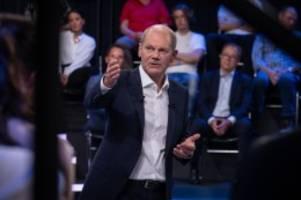 Bundestagswahl: Scholz verspricht im ZDF-Klartext schnelles Ende von Hartz 4