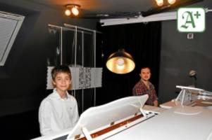 Kreis Pinneberg: Musiklehrer und -schüler komponieren Rellingen ein Lied