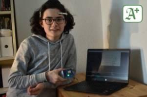 Jugend forscht: Hamburger Schüler erfindet Gerät für Gedankenübertragung