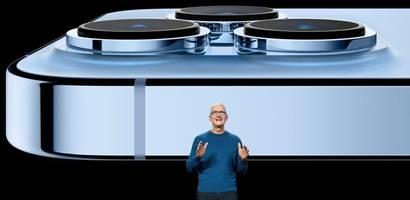 Apple bringt seinem iPhone 13 einen konkurrenzlosen Kamera-Trick bei