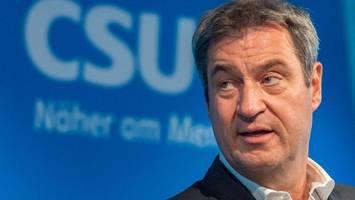 Bundestagswahl   Umfrage: CSU verliert weiter – SPD holt auf