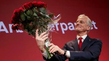 Sozialdemokraten bei Norwegen-Wahl stärkste Kraft
