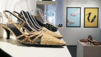 Schauspielstar: Schuhe von Catherine Deneuve versteigert