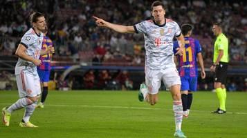 Champions League: Nächste Bayern-Gala gegen Barcelona – Nagelsmann-Elf demontiert Katalanen