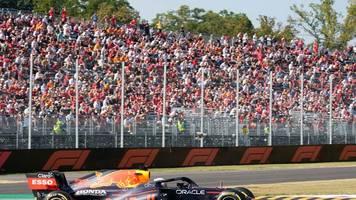 Formel 1 - Zuschauer-Flop bei in Monza: 15 Millionen Euro Verlust