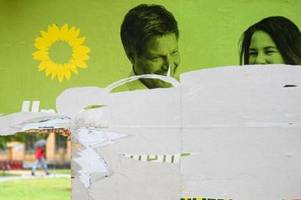 Gericht: Hängt die Grünen-Plakate dürfen bleiben