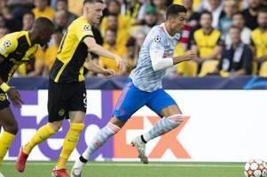 Manchester United verliert trotz Ronaldo-Treffer gegen Bern