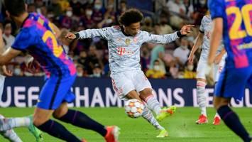 Champions League - Bayern-Einzelkritik: Sané dreht weiter stark auf - Upamecano räumt hinten alles ab