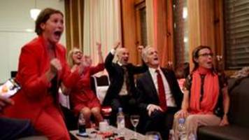 Nach Wahl in Norwegen: Sozialdemokraten vor harten Verhandlungen