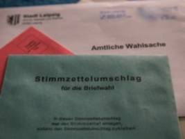 Bundestagswahl: Das Paradoxon der Briefwähler