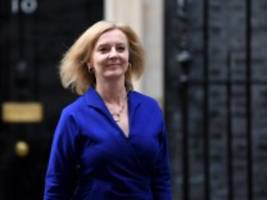 Großbritannien: Johnson ernennt neue Außenministerin