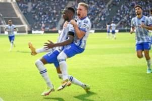 1. Bundesliga: Hertha BSC gegen SpVgg Greuther Fürth live im TV & Stream