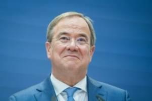 Kanzlerkandidat: So patzig reagiert Laschet auf die Fragen von Kindern