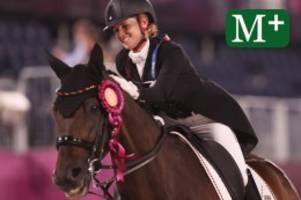 Reiten: Olympiasiegerin Jessica von Bredow-Werndl: Mir ist wichtig, dass die Pferde mögen, was wir tun