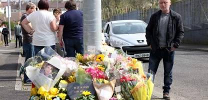 nordirland: vier weitere festnahmen im fall der getöteten journalistin lyra mckee