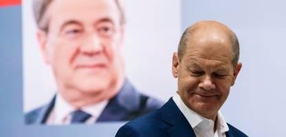 SPIEGEL-Umfrage zur Bundestagswahl: Union stoppt Abwärtstrend
