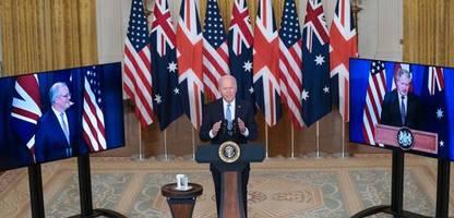 usa und großbritannien wollen australien atom-u-boote ermöglichen - signal an china