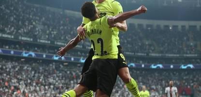 Champions League: Borussia Dortmund gewinnt bei Beşiktaş Istanbul – auch dank Jude Bellingham