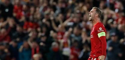 Champions League: FC Liverpool dreht die Partie gegen AC Milan, Lionel Messi und PSG erleben Enttäuschung