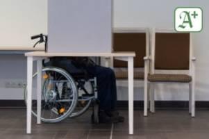 Bundestagswahl 2021: Wahllokale nicht barrierefrei – FDP fordert Nachbesserung