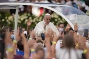 Slowakei: Papst reist zu slowakischem Nationalheiligtum