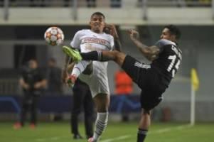 Champions League: Premiere geglückt: Neuling Tiraspol schlägt Donezk