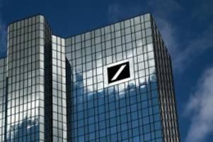 analyse: deutsche bank distanziert sich von eigener studie