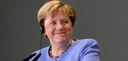 So positiv bewerten Länder weltweit Merkels Kanzlerschaft