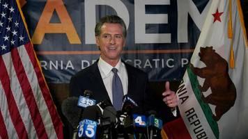 Referendum: Gouverneur gewinnt Machtprobe in Kalifornien gegen Trump-Anhänger