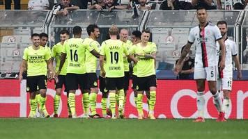 Dortmund in Champions League mit Auftaktsieg bei Besiktas