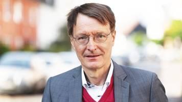 Köln: Karl Lauterbach rechnet mit engem Ergebnis bei Bundestagswahl