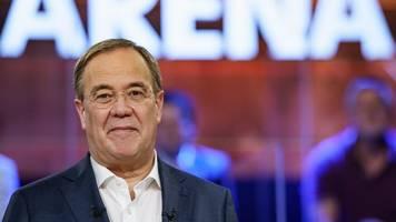 kanzlerkandidat: laschet für erhöhung der entwicklungshilfe-ausgaben
