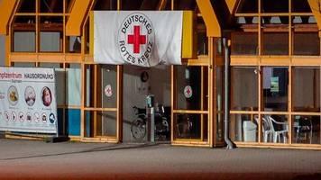 Kriminalität: Unbekannte verüben Brandanschlag auf Impfzentrum in Sachsen