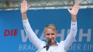 Höcke nennt Maaßen Stachel im Fleisch der CDU