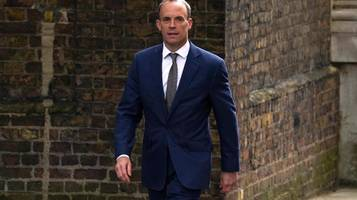 Johnson baut Kabinett um – Außenminister Raab verliert Posten
