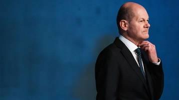 Methode von Olaf Scholz (SPD): Wenn's schief geht,  hat er von nichts gewusst