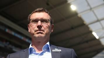 Bundesliga - Mainz-Chef Hofmann: Die Nur-Getesteten nicht ausschließen